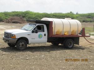 Tankwagen WEB