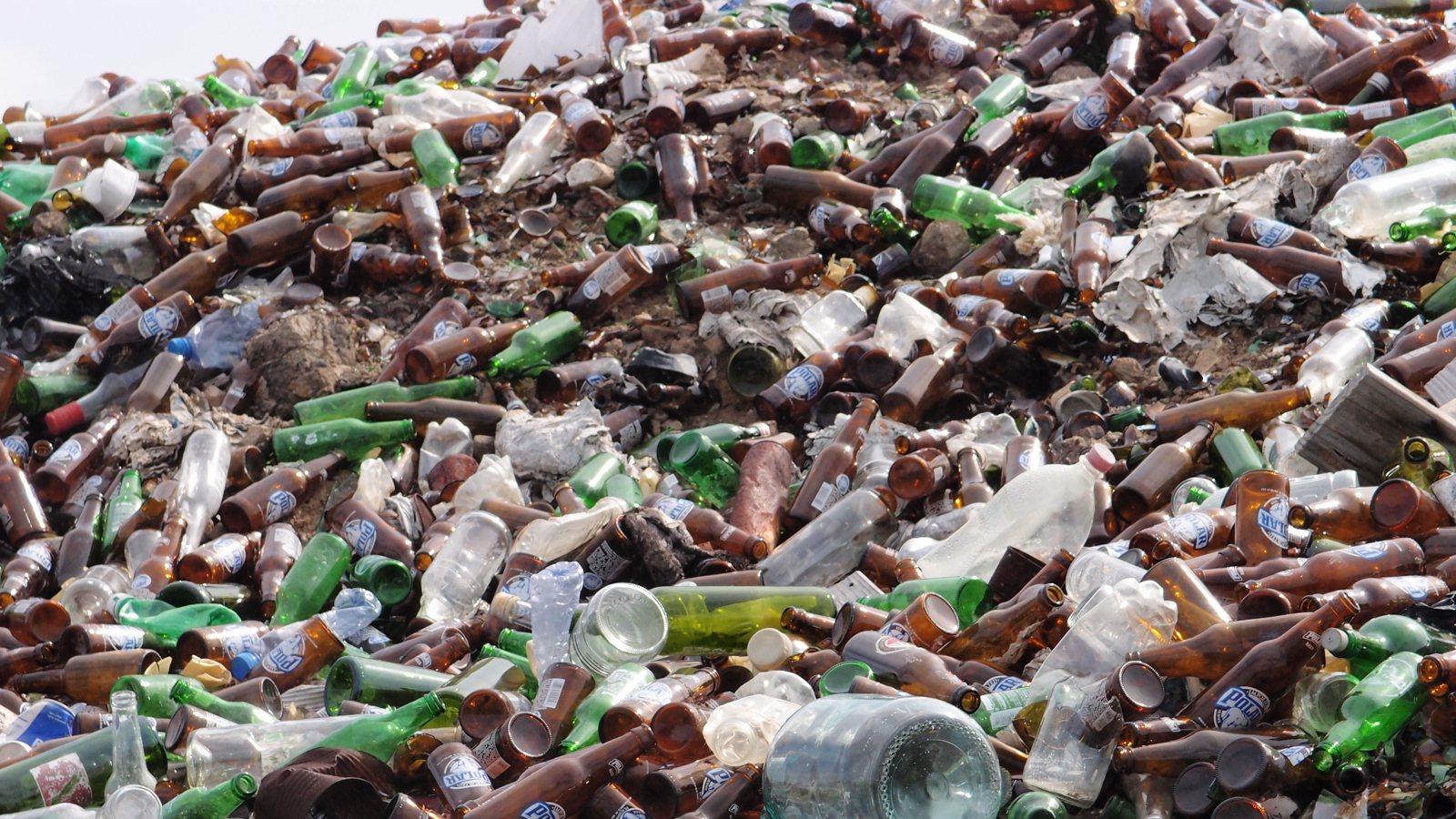 Afvalcentrum Lagun en afvalbrengpunt Rincon