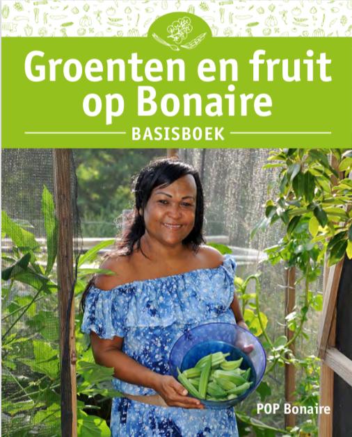 Basisboek groente en fruit op Bonaire